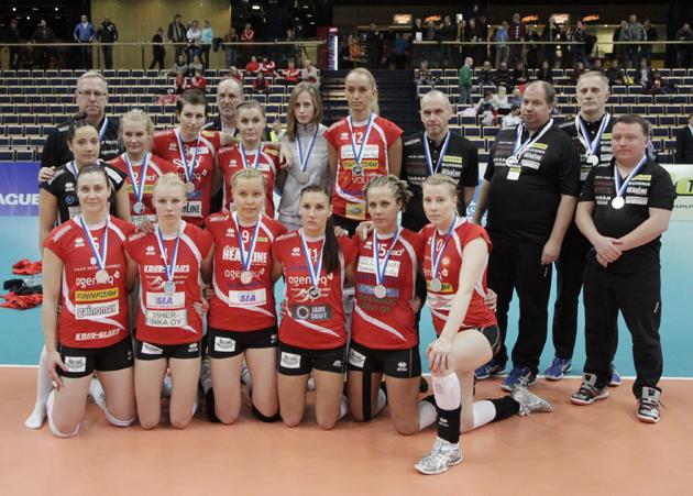 LP Viesti cup hopeaa